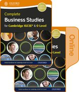 Cover for Complete Business Studies for Cambridge IGCSE and O Level Print & Online Student Book