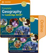 Cover for Complete Geography for Cambridge IGCSE Student Book & Online Token Book