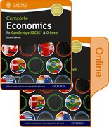 Cover for Complete Economics for Cambridge IGCSE and O Level Print & Online Student Book