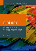 Cover for IB Diploma Programme Course Preparation: Biology