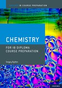 Cover for IB Diploma Programme Course Preparation: Chemistry - 9780198423553