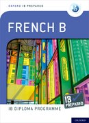 Cover for IB French B: Skills and Practice
