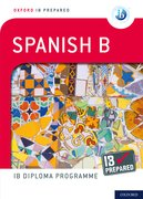 Cover for IB Spanish B: Skills & Practice