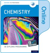 Cover for Oxford IB Diploma Programme IB Prepared: Chemistry (Online)