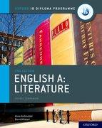Cover for IB English A: Literature IB English A: Literature Course Book