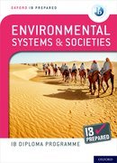 Cover for Oxford IB Diploma Programme IB Prepared: Environmental Systems and Societies