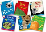 Oxford Reading Tree: Floppy's Phonics Non Fiction: Super Easy Buy Pack