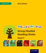 Oxford Reading Tree: Stage 5: Floppy's Phonics Non-Fiction: Group/Guided Reading Notes