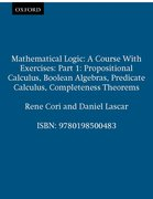 Cover for Mathematical Logic