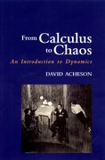 Cover for From Calculus to Chaos