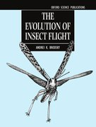 Cover for The Evolution of Insect Flight