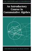 Cover for An Introductory Course in Commutative Algebra