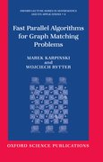 Cover for Fast Parallel Algorithms for Graph Matching Problems