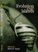 Cover for Evolution on Islands