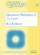 Cover for Quantum Mechanics 2