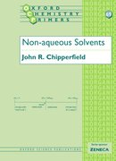 Cover for Non-Aqueous Solvents