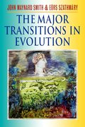 Cover for The Major Transitions in Evolution