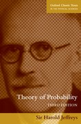 Cover for Theory of Probability