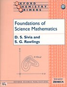 Cover for Foundations of Science Mathematics