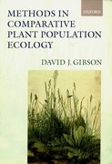 Cover for Methods in Comparative Plant Population Ecology