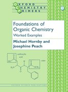 Cover for Foundations of Organic Chemistry: Worked Examples