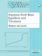 Aqueous Acid-Base Equilibria and Titrations