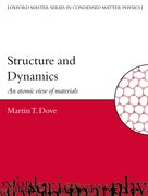 Cover for Structure and Dynamics