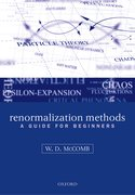 Cover for Renormalization Methods