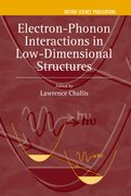 Cover for Electron-Phonon Interaction in Low-Dimensional Structures