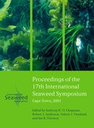 Cover for Proceedings of the 17th International Seaweed Symposium