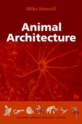 Cover for Animal Architecture