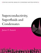 Cover for Superconductivity, Superfluids and Condensates