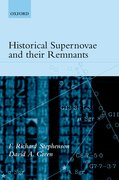 Cover for Historical Supernovae and Their Remnants