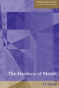Cover for The Hardness of Metals