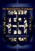 Cover for The Neurocognition of Language