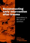 Cover for Reconstructing Early Intervention after Trauma