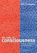 Cover for The Unity of Consciousness