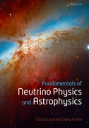Cover for Fundamentals of Neutrino Physics and Astrophysics