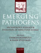 Cover for Emerging Pathogens