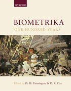 Cover for Biometrika