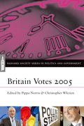 Cover for Britain Votes 2001