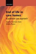 Cover for End of life in Care Homes