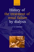 Cover for A History of Dialysis
