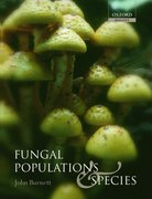 Cover for Fungal Populations and Species