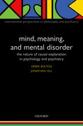 Mind, Meaning and Mental Disorder
