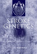 Cover for Stroke Genetics