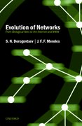 Cover for Evolution of Networks