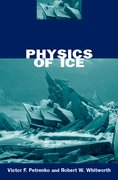 Cover for Physics of Ice