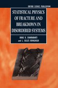 Cover for Statistical Physics of Fracture and Breakdown in Disordered Systems