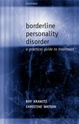 Cover for Borderline Personality Disorder
